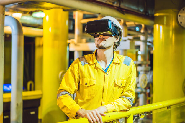 VR-training