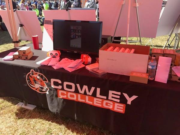 Cowley College Fair VR