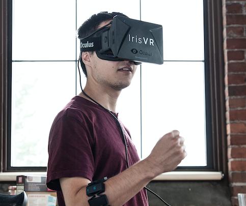 Jack Donovan in VR