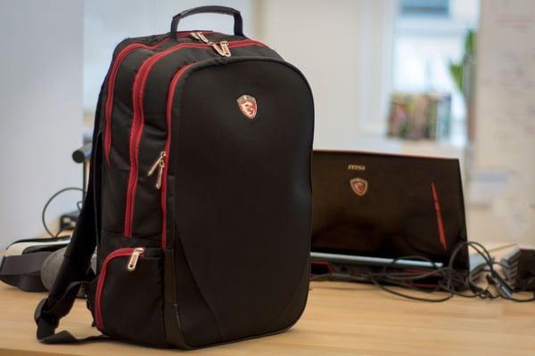 MSI Computer Backpack