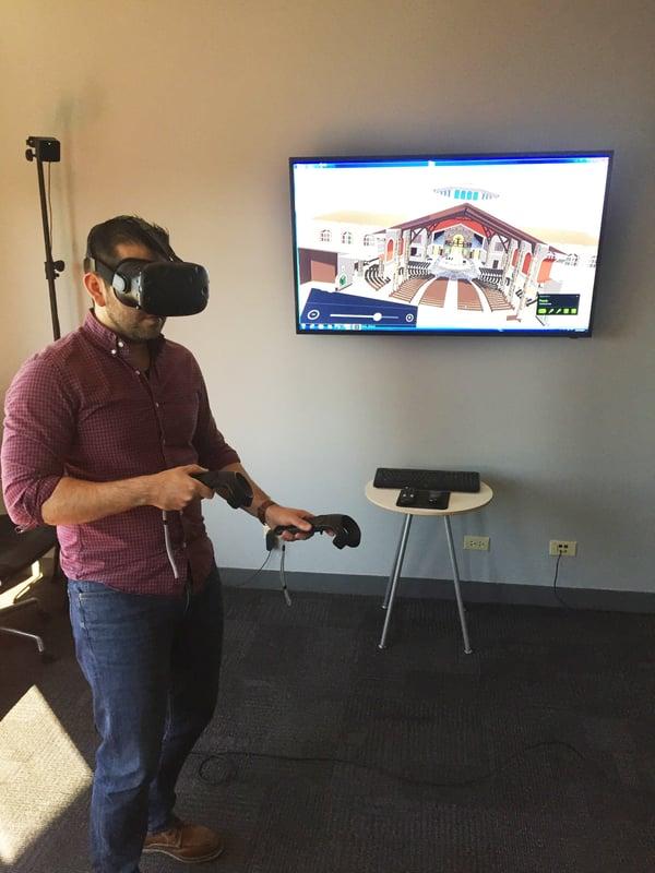 Marmon Mok VR Design Review