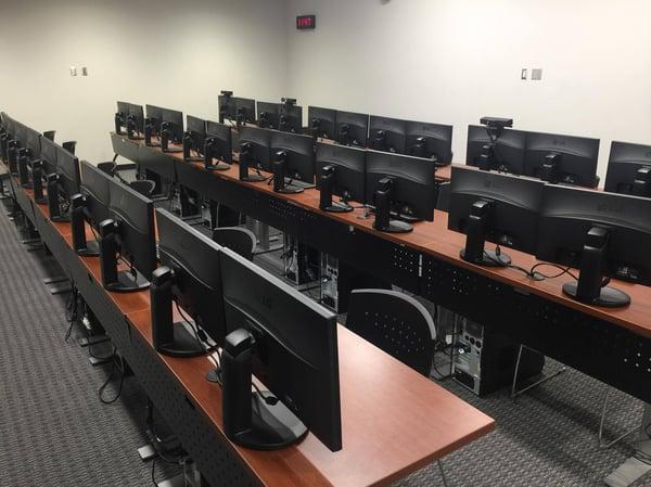 VR Computer Lab