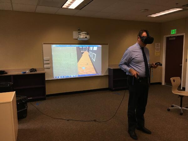 Barton Malow Viewing in VR