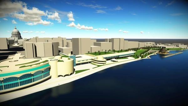Zebradog Nolen Waterfront VR