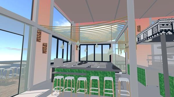 StudioMB VR Prospect Tiki Bar